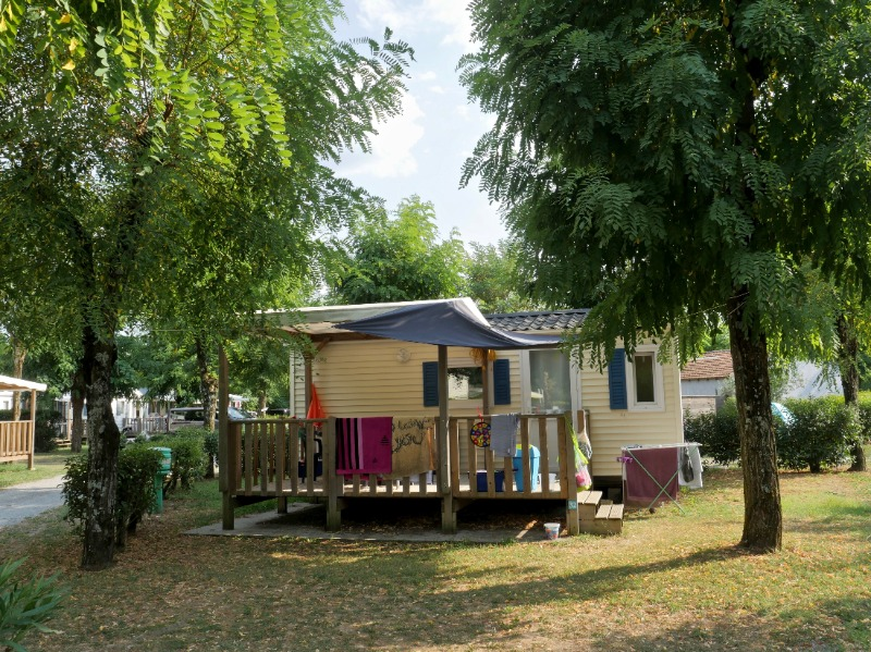 location mobilhome en ardeche